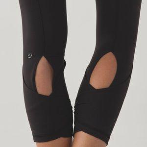 lululemon athletica Pants - Lululemon Wonder Under Roll Down Pants